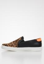 Call It Spring - Slip-on sneaker - brown & black