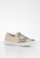 Call It Spring - Slip-on sneaker - neutral & beige