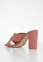 Call It Spring - Mairie heel - pink