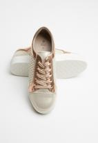 Call It Spring - Flatform sneaker - rose gold