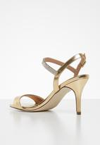 Call It Spring - Emerald heel - gold