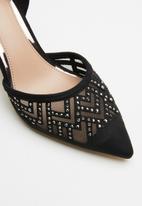 Call It Spring - Kedaressa stiletto heel - black