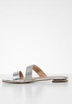 Call It Spring - Teivia sandal - silver