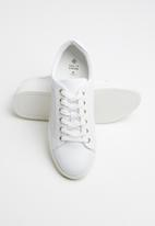 Call It Spring -  flatform sneaker - white