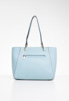 Miss Black - Rizza bag - blue