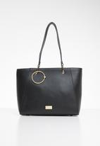 Miss Black - Rizza bag - black