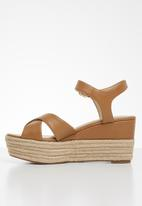 ALDO - Vilmaclya heel - brown