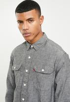Levi's® - Classic worker standard shirt - black