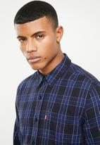 Levi's® - Classic one pocket shirt - blue
