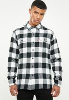 Levi's® - Classic worker standard shirt - black & white