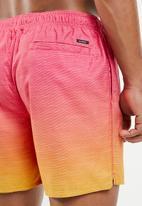 Billabong  - Sergio layback board shorts - multi