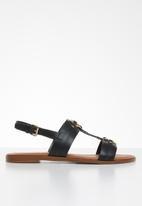 ALDO - Adeindra sandal - black