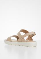 ALDO - Dwylia sandal - bone