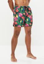 Brave Soul - Mexico swim shorts - multi
