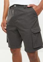 Brave Soul - Riverwop Cargo  shorts - grey