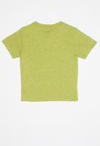 POLO - Mason short sleeve tee - yellow