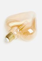 Sixth Floor - Led edison bulb - heart