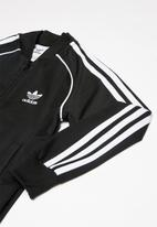 adidas Originals - Superstar top - black & white