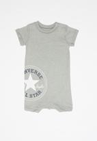 Converse - Converse logo shortall - grey
