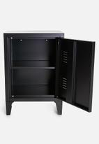 Basics - Graves solo cabinet – black