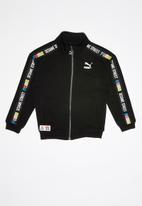 PUMA - Kids sesame jacket - black