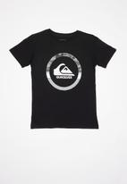 Quiksilver - Snake dreams short sleeve tee - black