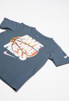Nike - Awesomeness basketball tee - blue