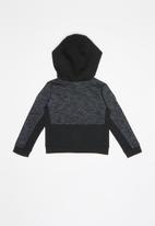 Nike - Full zip hoodie - black