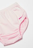 Nike - Sport dress - white & pink