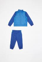 Nike - Warp grid tricot set - blue