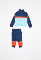 Nike - Color blocked tricot - multi