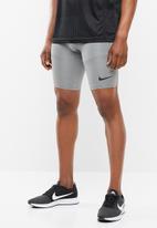 Nike - Nike Pro Compression Shorts - grey