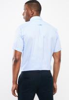 POLO - Preston weekender short sleeve shirt - blue