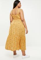 New Look - Ditsy maxi dress - multi