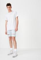 Cotton On - Rips roller shorts - blue