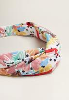 MANGO - Printed headband - multi