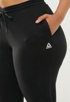 Reebok - Curve meet you there track pants - black