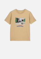 Cotton On - Max skater short sleeve tee - neutral