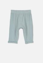 Cotton On - Lucas pants - green