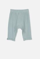 Cotton On - Lucas pants - green