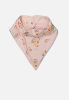 Cotton On - The kerchief bib - pink