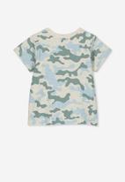 Cotton On - Jamie short sleeve tee - multi