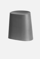 Present Time - Relish stool - grey