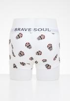 Brave Soul - Max 2 pack boxer briefs - multi