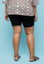Superbalist - Premium stretch cycle shorts - black