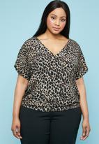 Superbalist - Back detail blouse - multi