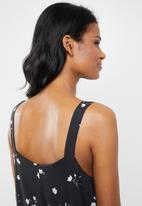 Superbalist - Strappy v-neck jumpsuit - multi