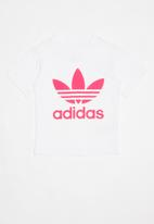 adidas Originals - Short tee set - pink & white