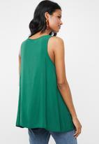 Superbalist - Swing vest - green