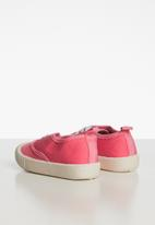 POP CANDY - Lace up sneaker - pink